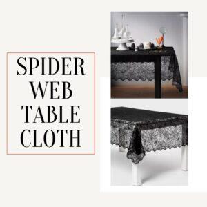 Web Table Cloth