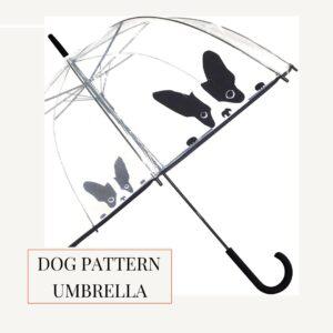 Dog Pattern Umbrella